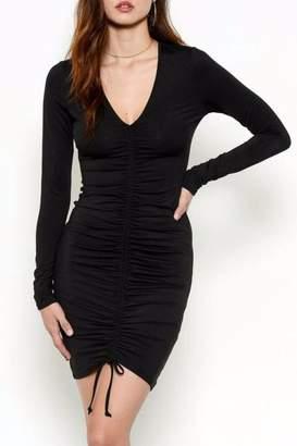 Solemio Ruched Dress