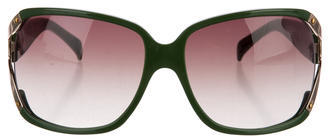 Kate Spade Kate Spade New York Acetate Rectangular Sunglasses