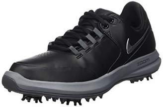 Nike Women's WMNS Air Zoom Accurate Golf Shoes Black/Reflect Silver-Dark Grey 001, 4 (37.5 EU)