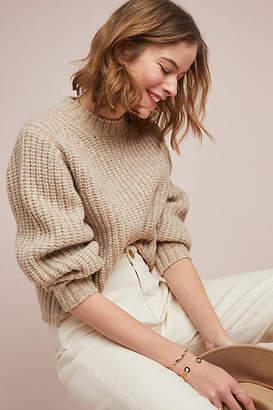 Frye Julie Mock Neck Sweater