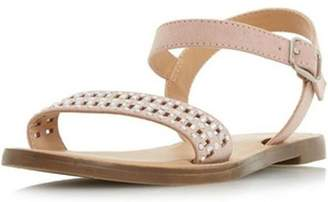 Dorothy Perkins Womens *Head Over Heels by Dune 'Lira' Ladies Flat Sandals
