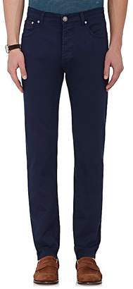 Isaia Men's Slim Straight Jeans