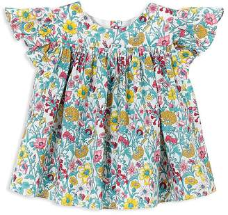 Jacadi Girls' Floral Tunic - Baby