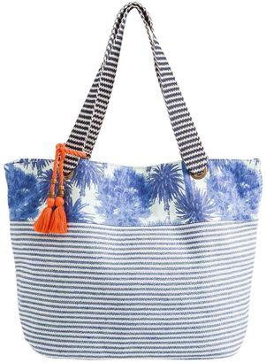Maaji Palmy Beach Bag $90 thestylecure.com
