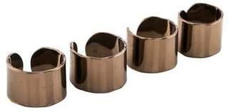 Maison Margiela Set of Four Rings