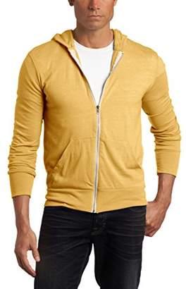Alternative Men's Eco Zip Hoodie Sweatshirt