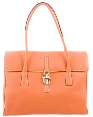 Salvatore Ferragamo Leather Sookie Bag