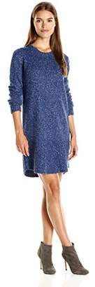 Velvet by Graham & Spencer Women's Mixed Stitch Sweaterdress