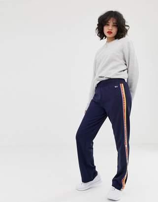 Tommy Jeans popper side track pants