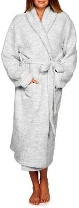 Barefoot Dreams Cozy Heathered Robe