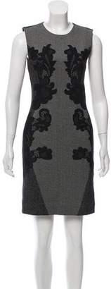 Diane von Furstenberg Pentra Jacquard Dress