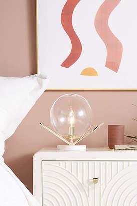 Anthropologie Ariel Table Lamp