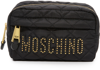 Moschino Beauty Case $225 thestylecure.com