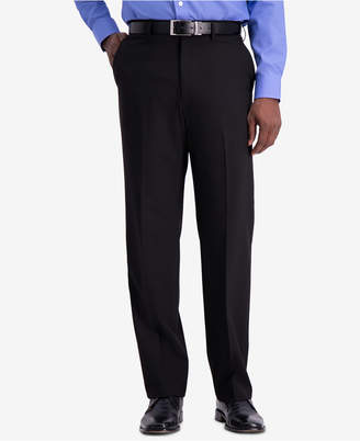 Haggar J.m. Men's Premium Classic-Fit 4-Way Stretch Dress Pants