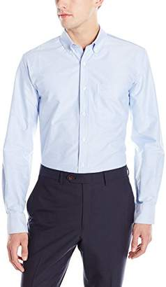 David Hart Men's Button Front Shirt-Slim