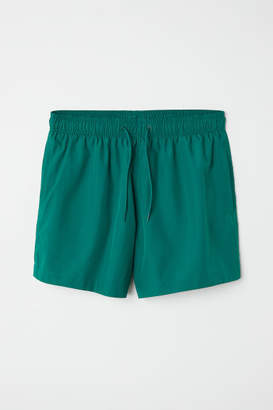 H&M Swim Shorts - Green