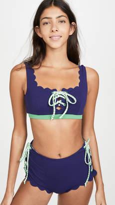 Marysia Swim Palm Springs Tie Top