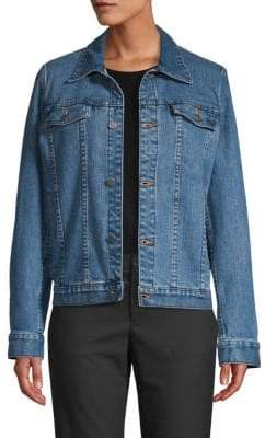 A.P.C. Brandy Denim Trucker Jacket