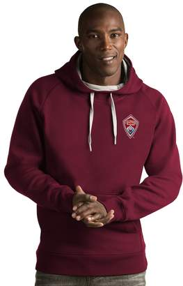 Antigua Men's Colorado Rapids Victory Pullover Hoodie