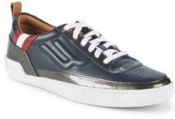 Bally Ethem Leather Low-Top Sneakers