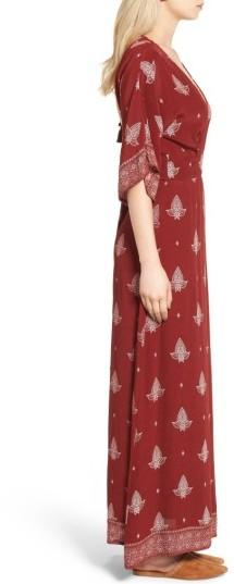 Women's Faithfull The Brand Tuula Maxi Dress 5