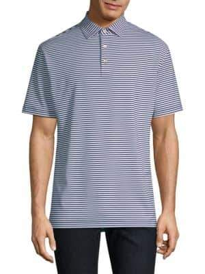 Peter Millar Crown Sport UPF 50+ Stripe Shirt