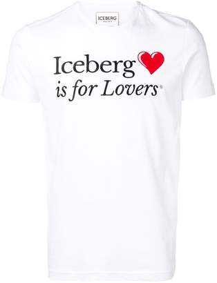 Iceberg is for lovers T-shirt