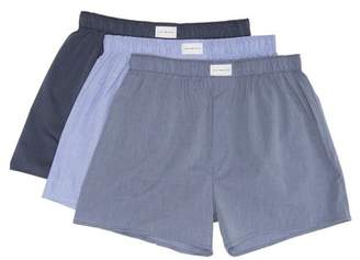 Tommy Hilfiger Woven Boxers - Pack of 3