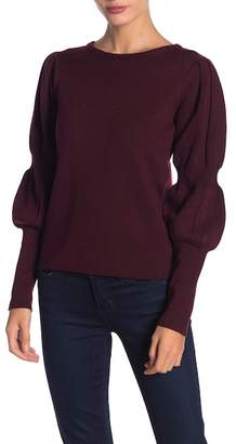 Endless Rose Puffed Sleeve Sweater