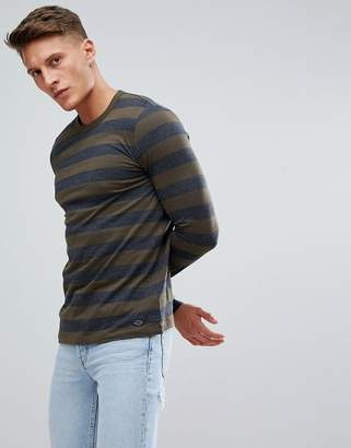 Esprit Long Sleeve T-Shirt With Wide Stripe