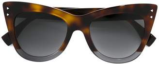 Fendi Eyewear Orchidea sunglasses