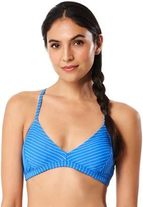 Speedo Women's Striped Strappy Bikini Top