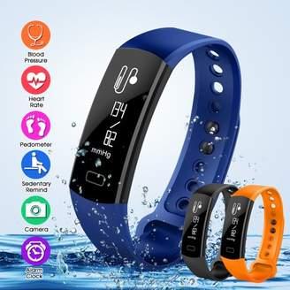 Generic Grtsunsea C07 BT4.0 Waterproof Smart Watch Wristband Bracelet Sleep Heart Rate Blood Pressure Monitor for IOS Android Smartphone