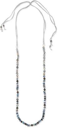 Chan Luu Beaded Tie Necklace