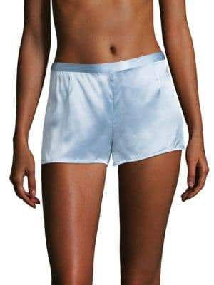 La Perla Silk Tap Shorts