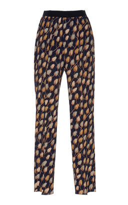 Agnona Printed Trousers