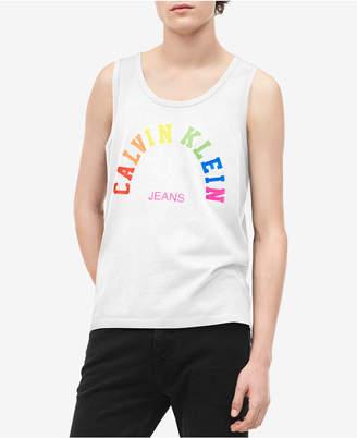 Calvin Klein Jeans Men's Pride Tank