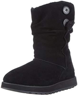 Skechers Women's Keepsakes-Freezing Temps faux fur Boot