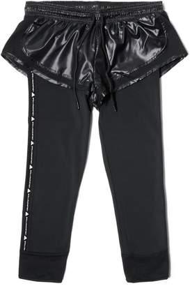adidas Stella McCartney Women's P ESS Shorts Over Tights