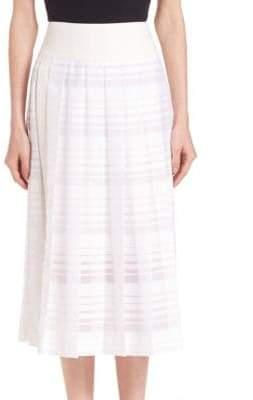 Public School Casside Shea Shirting Skirt