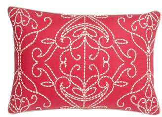 Harlequin Paradise Accent Pillow
