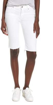 Hudson Amelia Cutoff Knee Shorts