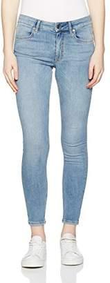 J. Lindeberg Women's Grete Ocean Blue Skinny|#216 Skinny Jeans,W28/L32