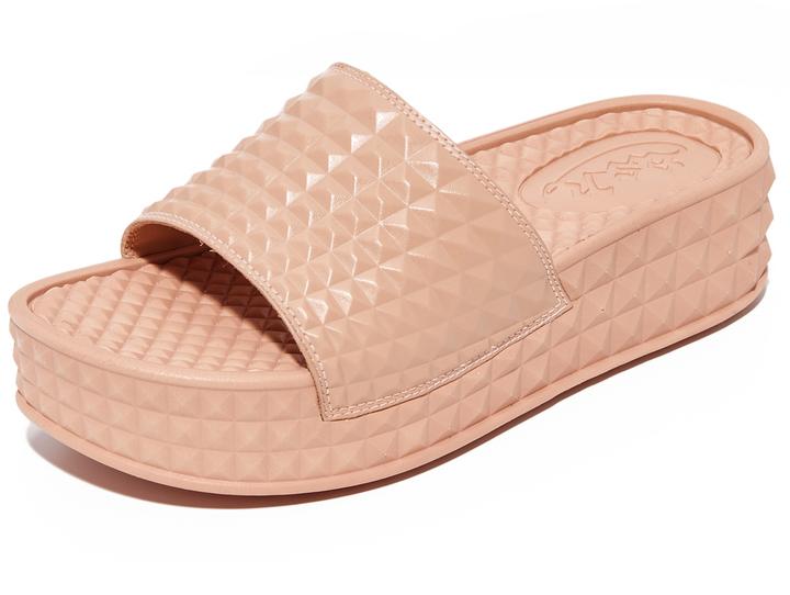 AshAsh Scream Slide Sandals
