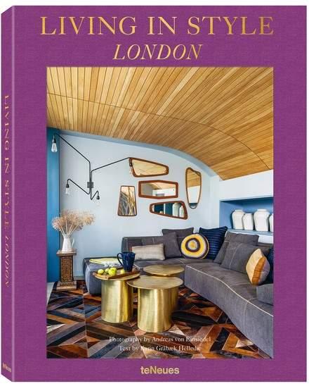 teNeues- Living in Style - London Buch | Damen