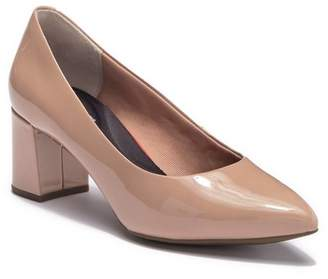 Rockport Total Motion Salima Leather Pump