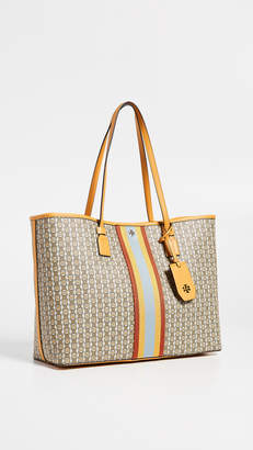 14500a05e Tory Burch Gemini Link Canvas Tote