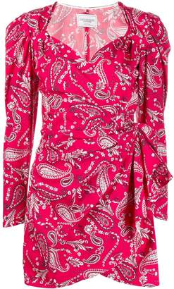 Couture Forte Dei Marmi printed mini dress