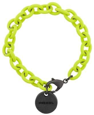 Diesel chain bracelet