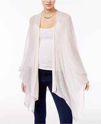 INC International Concepts Knit Wrap, Only at Macy's $36.50 thestylecure.com